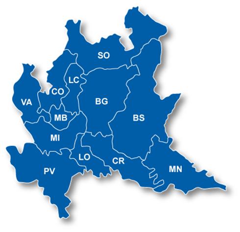 I referenti territoriali: la scommessa del decentramento
