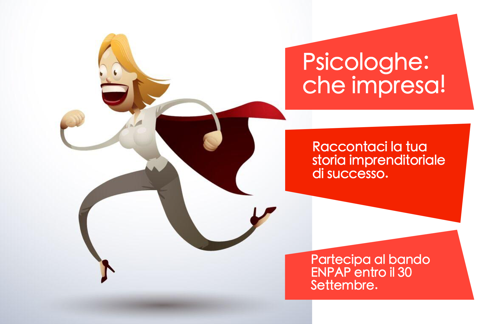 Psicologhe di successo? Yes, we can!