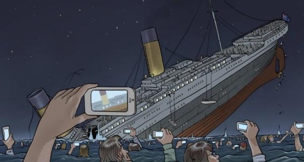 titanic today