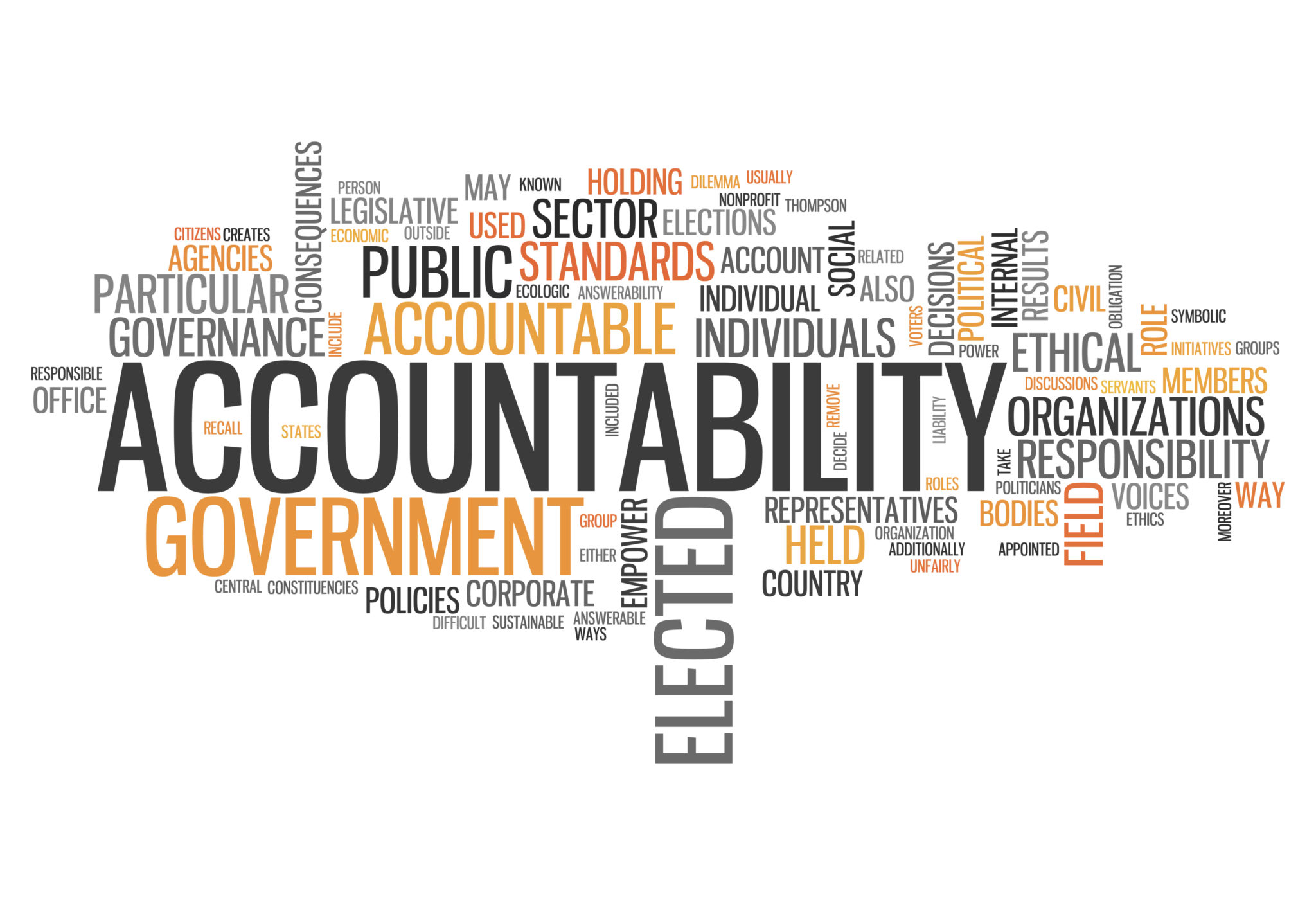 Da dove partire per fare Ordine? Dalla A di Accountability