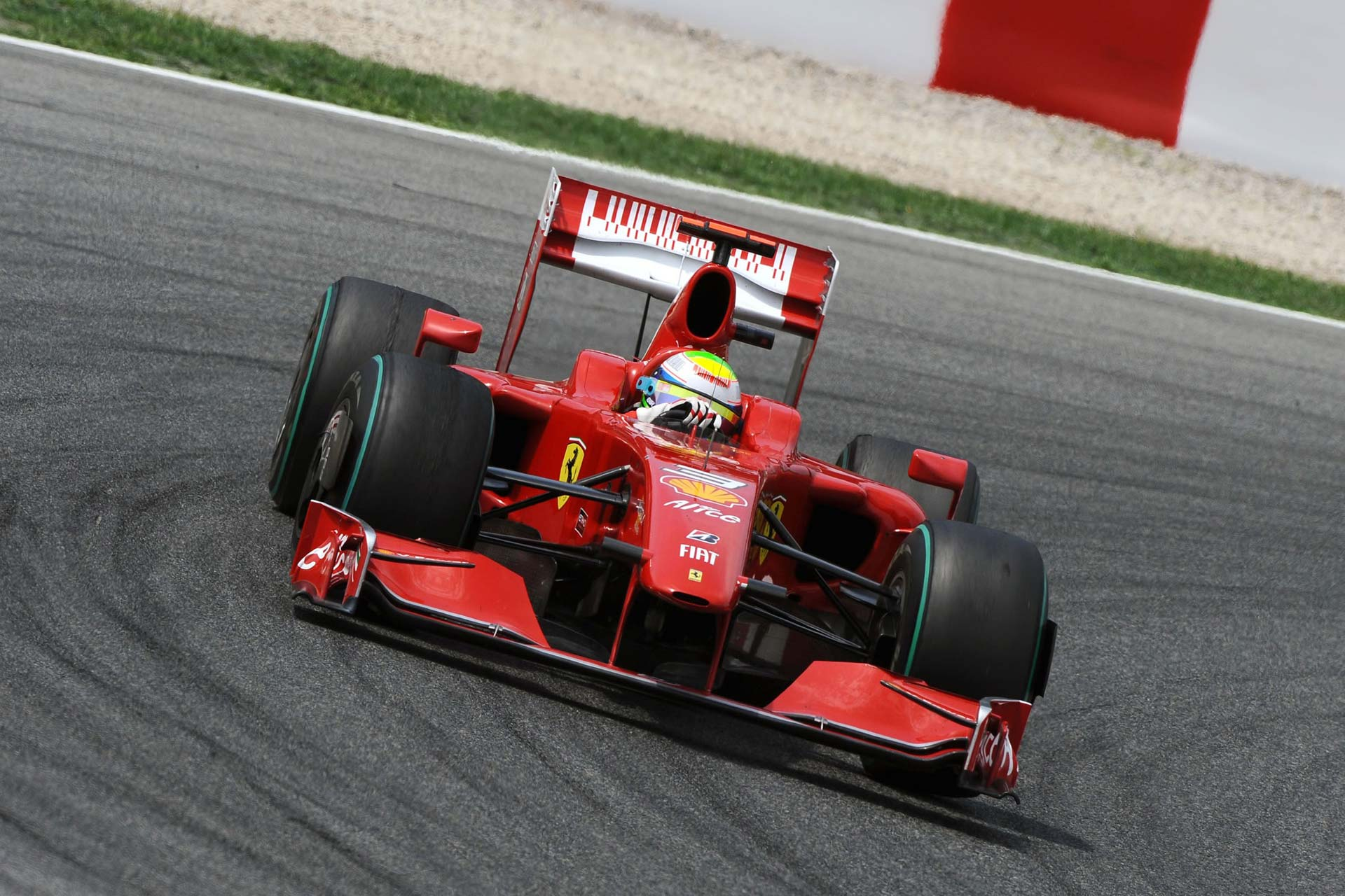 Belgian Grand Prix: Great Success of Alonso