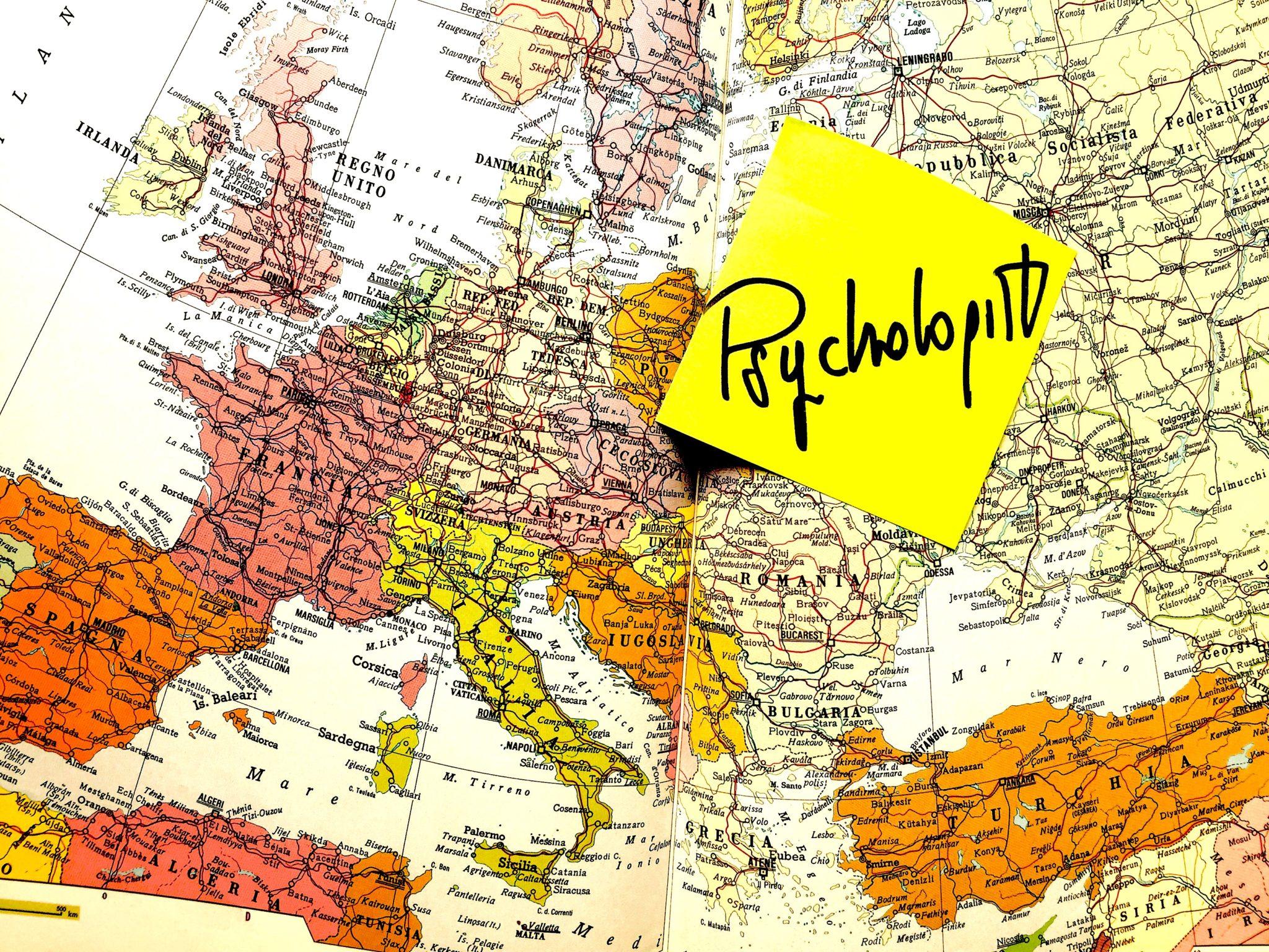 Psicologi in Europa: il report 2016 della Commissione Europea