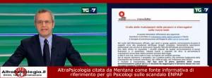 IL PRESIDENTE DELL'ENPAP INDAGATO PER TRUFFA AGGRAVATA