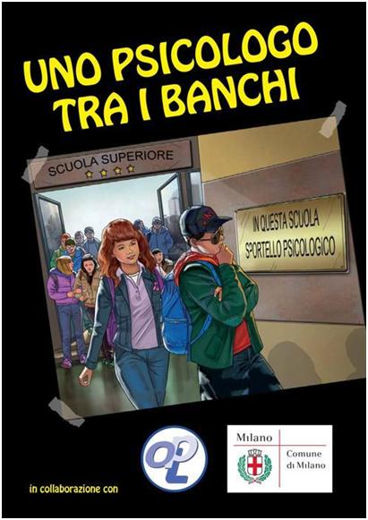 Il fumetto sulla psicologia scolastica: anche così si previene il disagio giovanile
