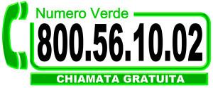 Numero Verde 800.561.002