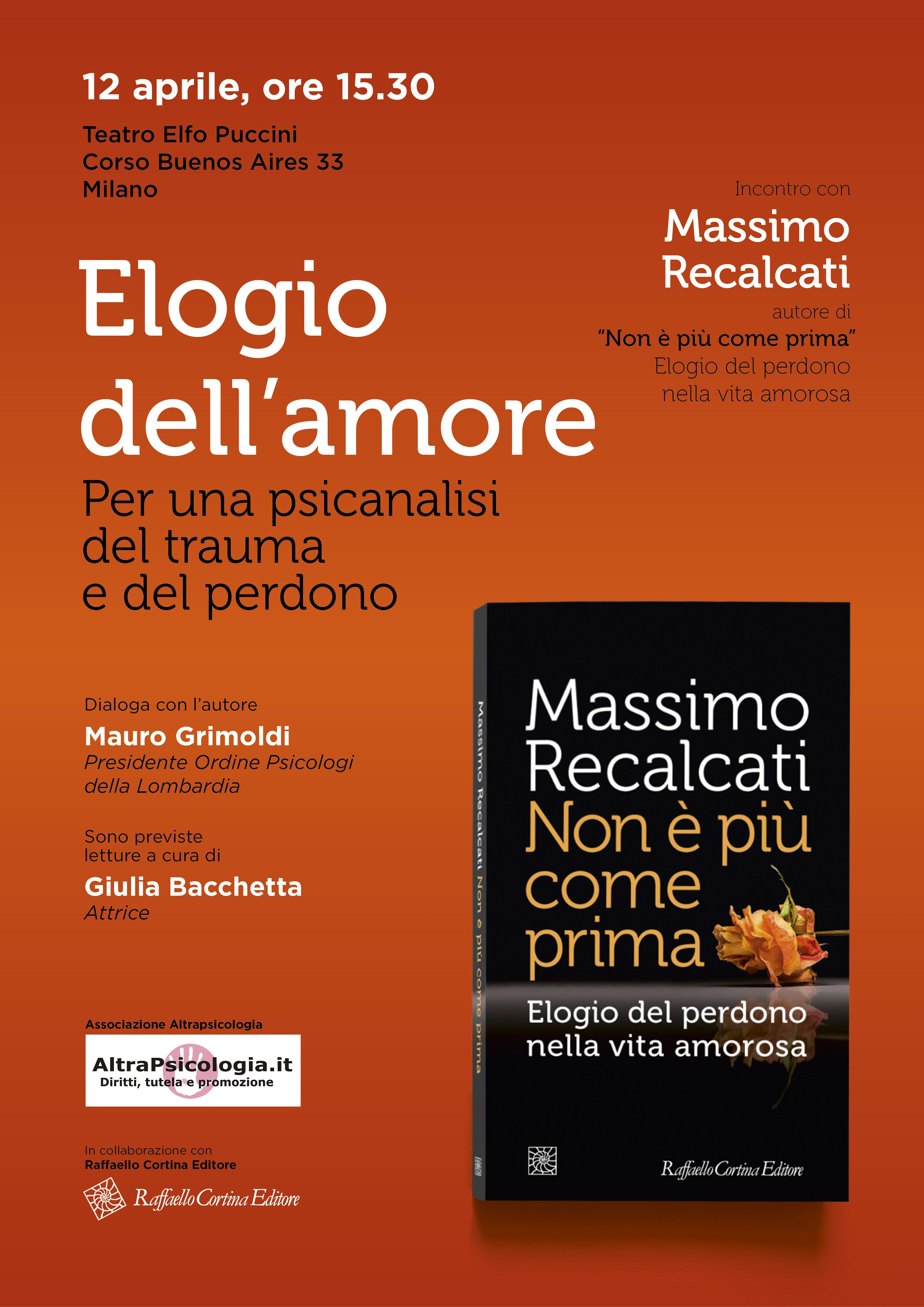 Massimo Recalcati per AltraPsicologia!