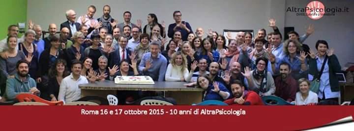 """""""In diretta dal 2025"""": report del meeting nazionale di AltraPsicologia."""