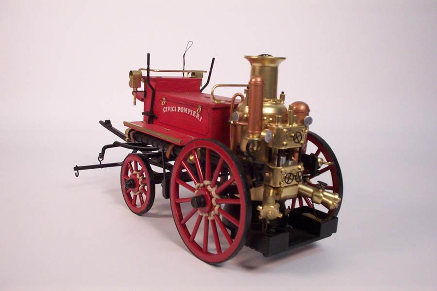 Quei professionisti sulle macchine a vapore.