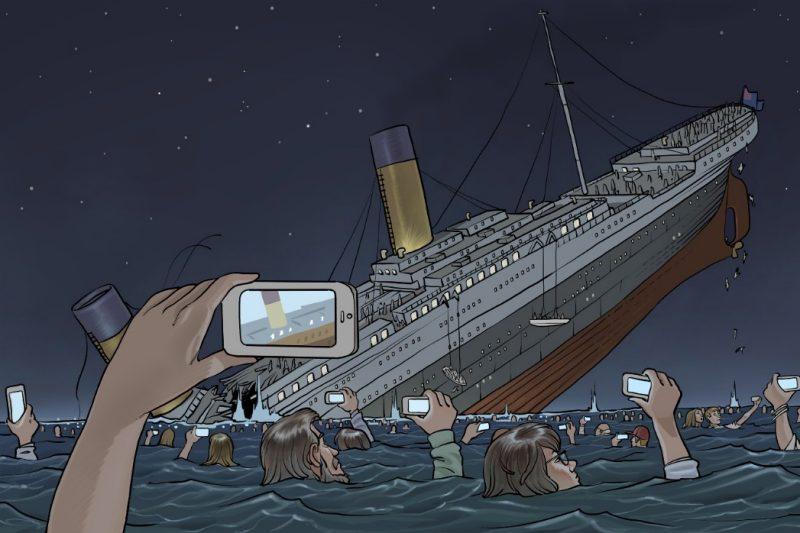 L'Affondazione.