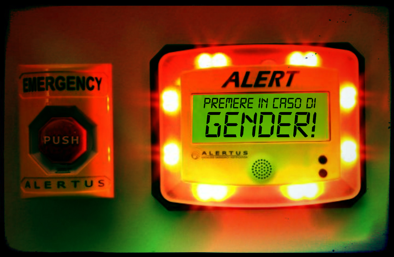 Arriva il Mangia Gender!