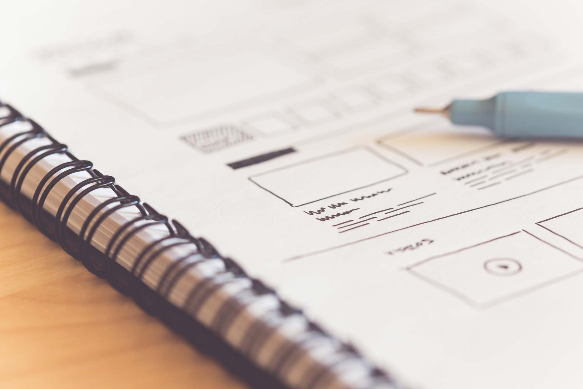 Good web design creates a better use.
