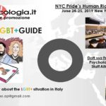 La Guida Arcobaleno presente al World Pride di New York