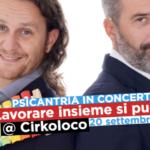 Degli psicologi che organizzano un concerto non si erano mai visti!
