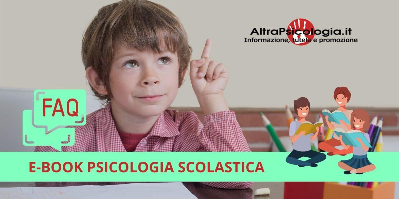 E-Book sulla Psicologia Scolastica